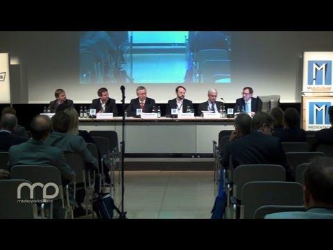 Diskussion: Smart-TV - der Weg für neue Inhalte ins Wohnzimmer