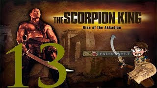 Let's Play The Scorpion King Part 13: MORE DAMN MINOTAURS!?