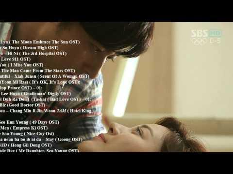 The Best OST Of Korean Drama & Film Part 2
