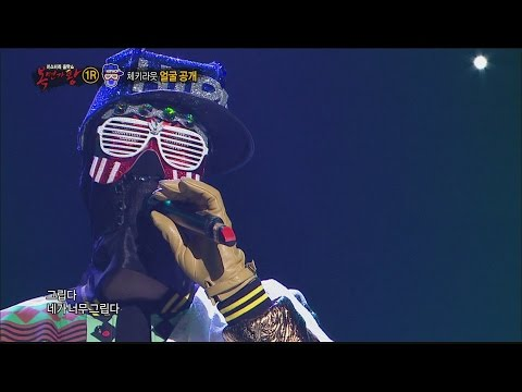 [King of masked singer] 복면가왕 - Full of soul check it out's identity! 20160110