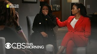 """Azriel Clary and Joycelyn Savage say their parents are """"trying to get money and scam"""" R. Kelly"""