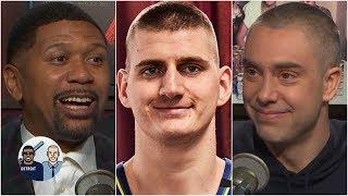 Jalen and Jacoby react to Nikola Jokic losing 25 lbs