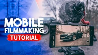 Smartphone Filmmaking Tutorial. How to film a car review ft. Ford Mustang Bullitt