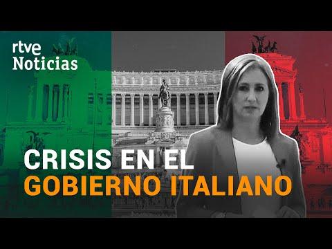 RENZI provoca una CRISIS POLÍTICA en ITALIA que se añade a la creada por la gestión de la PANDEMIA