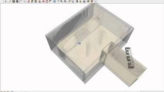 RAM Designs: Monster Bandpass Box Design 6x 18 sound cloud ...