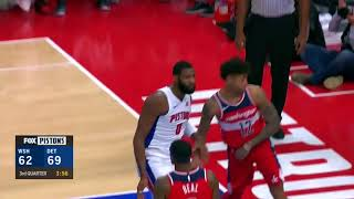 "Andre Drummond 2017-18 Mix- ""The Way Life Goes"""