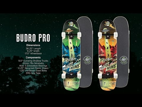 Sector 9 - Jeff Budro Pro 2016