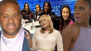 LONI LOVE BLEW THE LID OFF TAMAR BRAXTON BEING FIRED AND VINCENT MAY BE INVOLVED ALL BROKEN DOWN!!