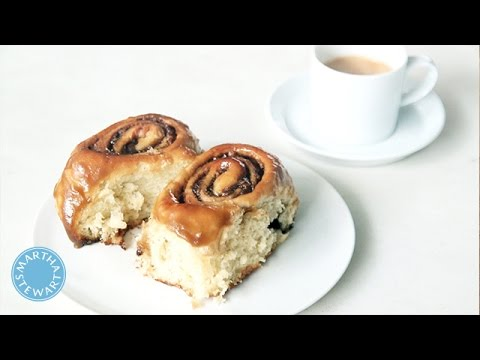 How to Bake Pecan-Cinnamon Buns - Everyday Food with Sarah Carey