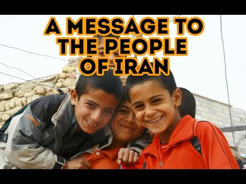 Bob Belden's Message to the People of Iran - We Love You
