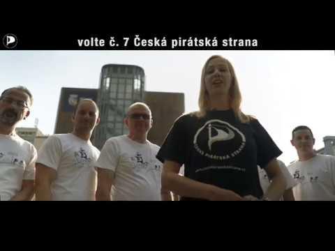 Piráti Praha 10 volební spot 2018