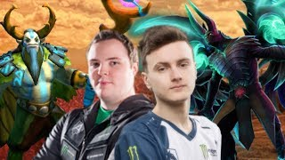 Best Player In The World Against Miracle