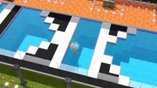 Sims 3: Maze House #1: Man vs. House