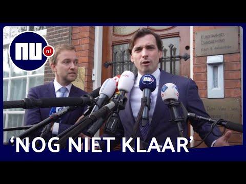 Hiddema stop bij FVD, Baudet nog niet klaar met de politiek | NU.nl