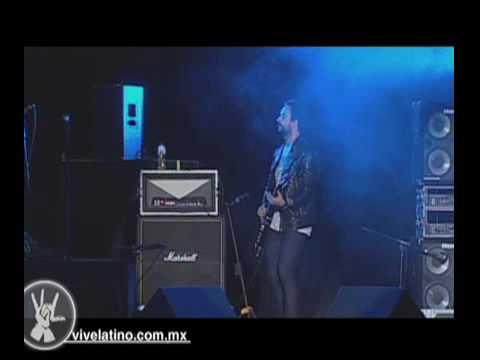 Presentación - Molotov en el Vive Latino 2009 - No deje que el Peje lo apendeje