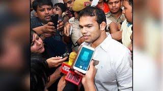 Rio Olympics: Narsingh Yadav banned for 4 years..