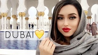I LOVE DUBAI | LEILA AMINI VLOG #3