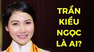Nữ luật sư xinh đẹp Trần Kiều Ngọc là ai?
