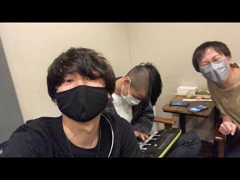 レコーディングアフタートーク9日目!