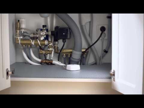 Så fungerar Verisure Vattendetektor