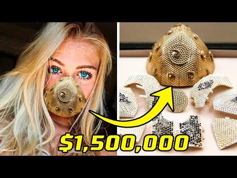 Вот Почему Эта Маска Стоит $1,500,000