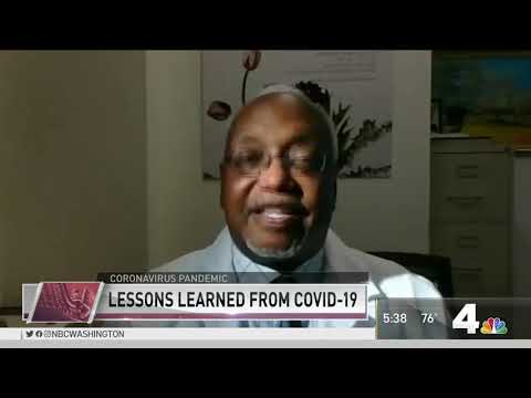 Dr. Richard Kennedy shares lessons learned from treating COVID-19