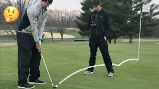 the most satisfying golf video of all time
