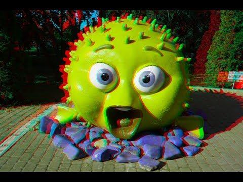 Super 3d! Beauty 3D Art! 3D VIDEO
