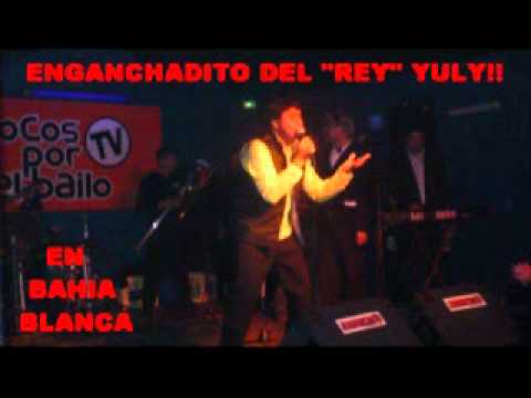 ENGANCHADITO DEL REY YULY EN BAHIA!!