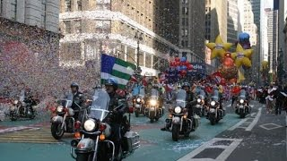 Macy's Thanksgiving Day Parade 2003 (full)