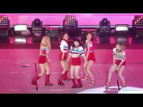 20170708 SM TOWN 레드벨벳 신곡 빨간맛 (Red Flavor)