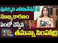 Punarnavi used Rahul to stay in Bigg Boss 3 house: Tamanna Simhadri