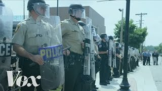 The roots of unrest in Ferguson