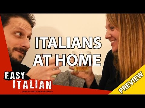 What can you do at home in the evening?   Super Easy Italian 5 photo