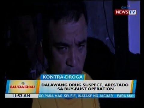 BT: Dalawang drug suspect, arestado sa buy-bust operation