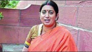 Why PM Modi removed Smriti Irani from I&B Ministry?..