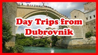 5 Top-Rated Day Trips from Dubrovnik   Croatia Day Tours Guide