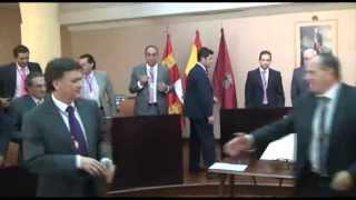 Francisco Vázquez hace balance de sus primeros dos años al frente de la Diputación