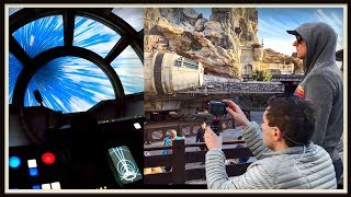 Surprising My Brother With A Trip To STAR WARS LAND