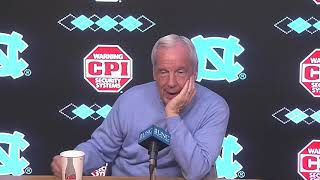 UNC Men's Basketball: Roy Williams pre-Duke Press Conference