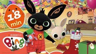 Bing - Festive Show: Jingly Shoes | Compilation | Cartoons For Kids | Bing Bunny