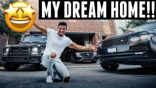 BUYING MY DREAM HOME | FULL BACHELOR PAD HOUSE TOUR