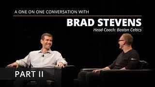 Brad Stevens Interview: The Butler Pyramid (Part II)