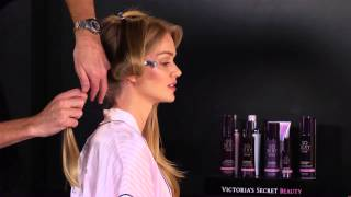 Get the Look:  Victoria's Secret Fashion Show Runway Hair