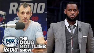 NBA - Does LeBron James Still Care About Basketball?