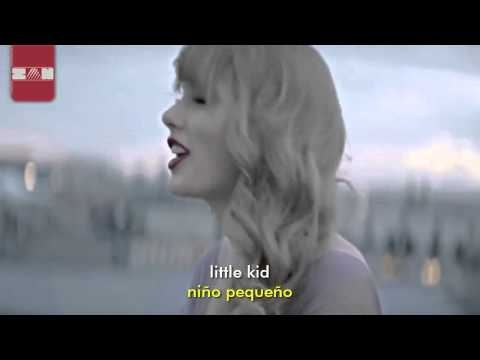 Begin Again   Taylor Swift Official Video Letra Español English