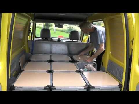 renault kangoo minicamper youtube. Black Bedroom Furniture Sets. Home Design Ideas