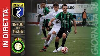 LIVE | Imperia - Castellanzese | 38^ Giornata | Serie D - Girone A