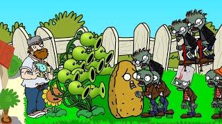 Dhannu's PLANTS vs ZOMBIES - Episode 17 - TEN HEAD PeaShooter!