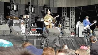 Steve Mason - Dry The Rain (The Beta Band) Hampden Park, Glasgow 24/06/17